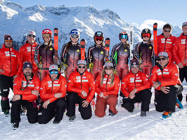 Sports - Top-Consulting - Canadian Skiteam